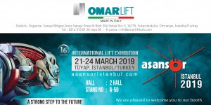 International Lift Exhibition, Istanbul